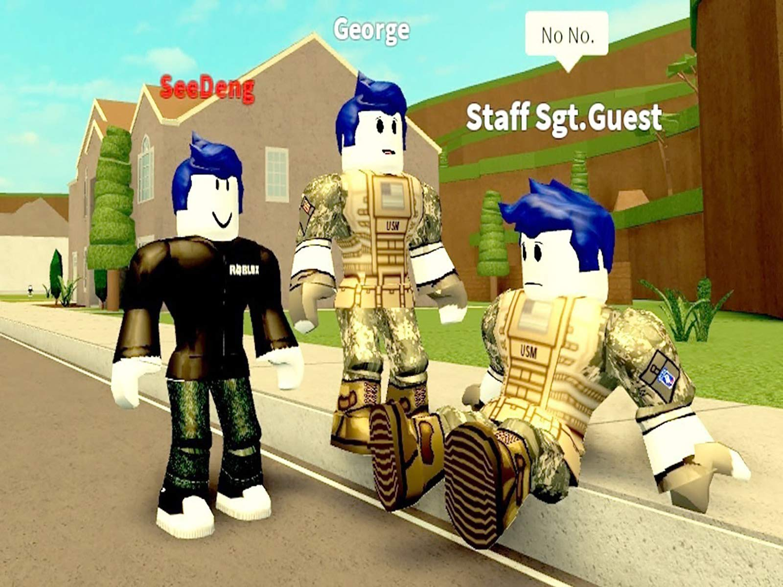 Roblox Music Video Bacon Hair Watch Clip See Deng Prime Video