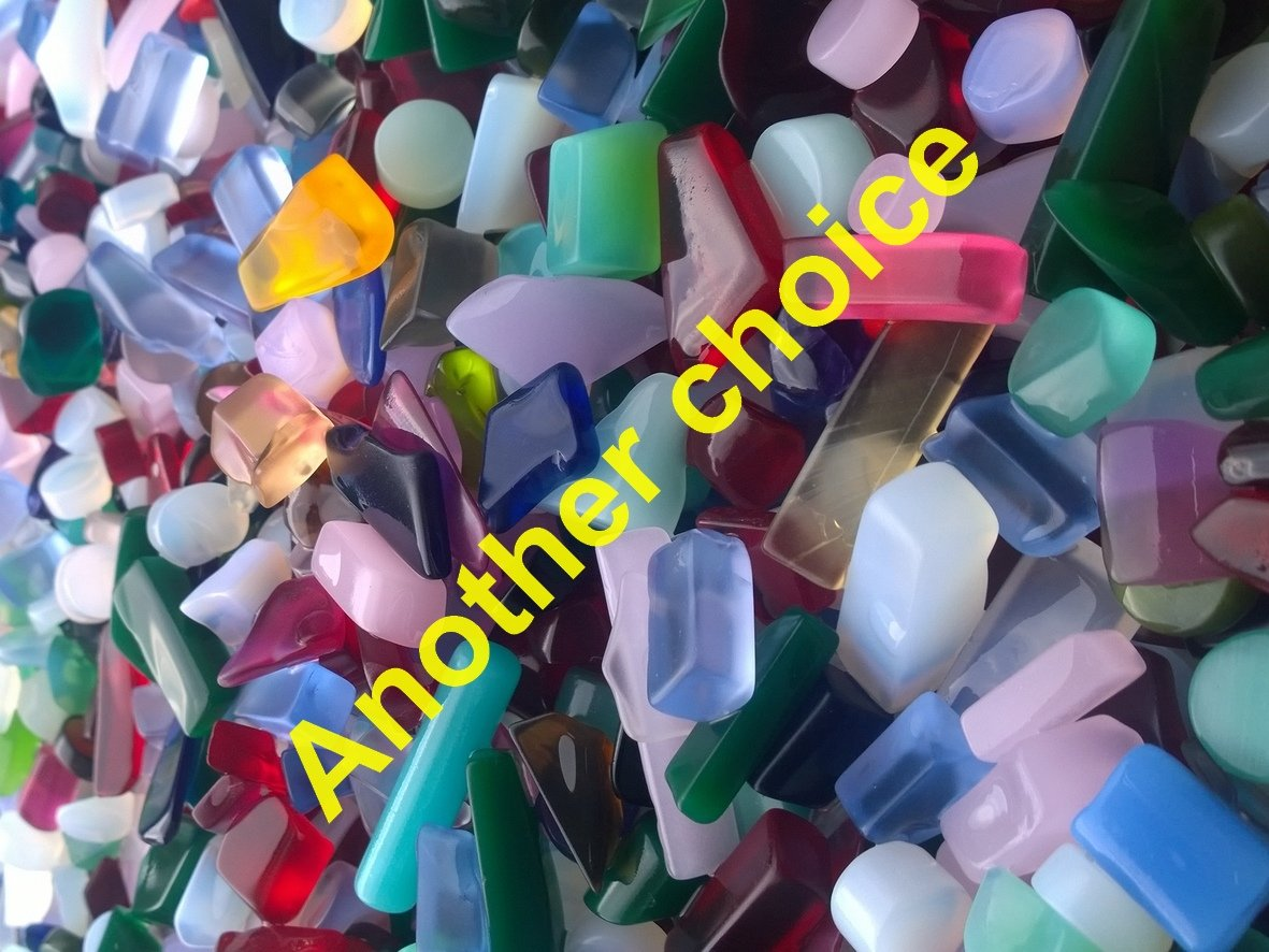 1//2 Lb Bulk Beach Sea Glass Beads Supply for Art Decorative Crafts Mutisize /& Mutishape /& Dyed-Multicolor by JCT ECO