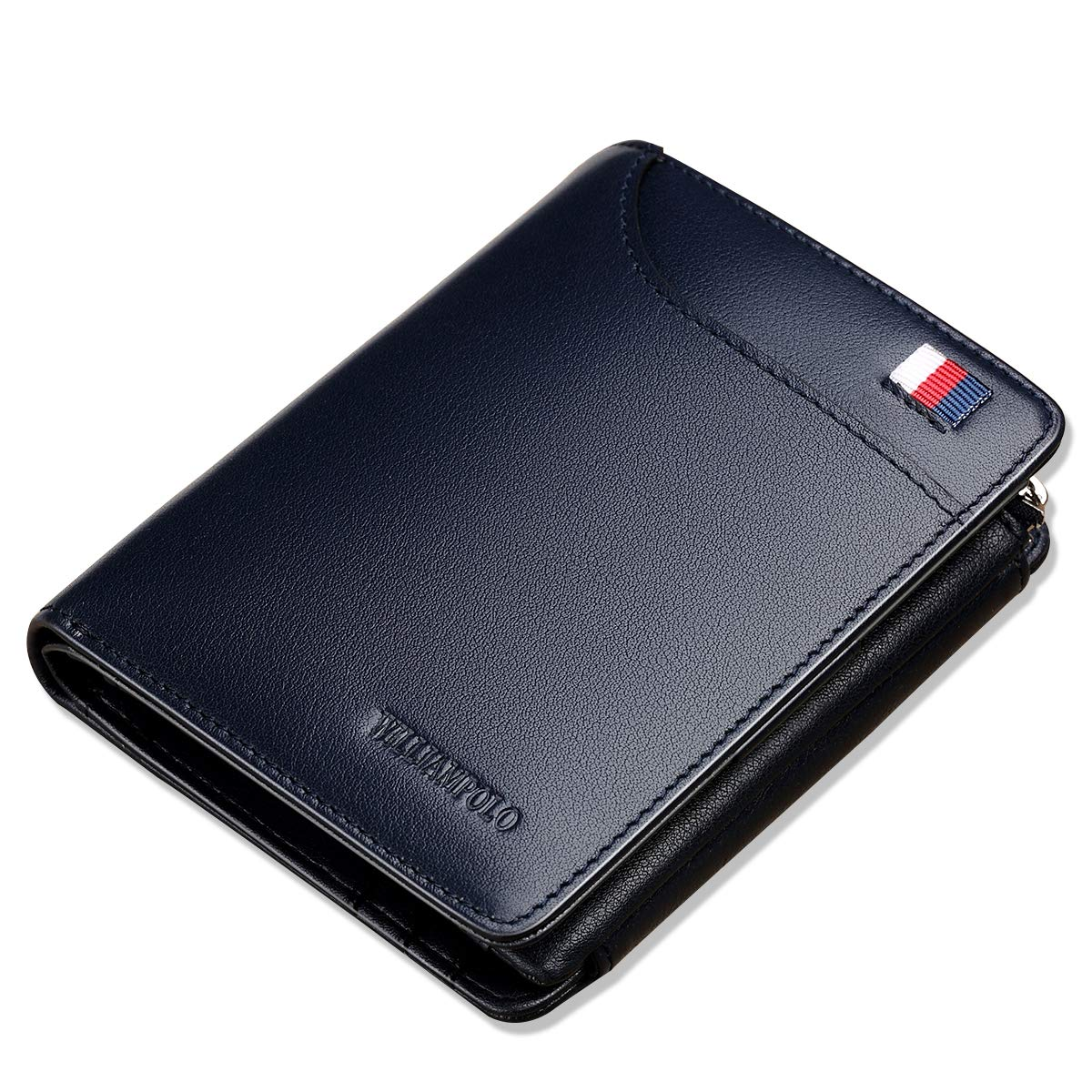Mini Slim Wallet Driver License ID Organizer Credit Card Holder Case Xmas Gift