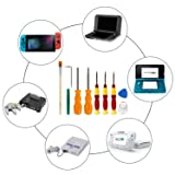 Screwdriver Repair Tools Kit for Nintendo