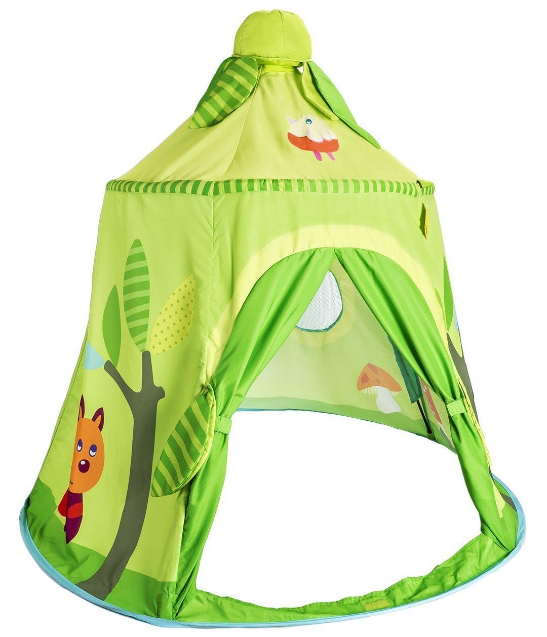 Haba Magic Wood Play Tent [並行輸入品] B074THB5CM