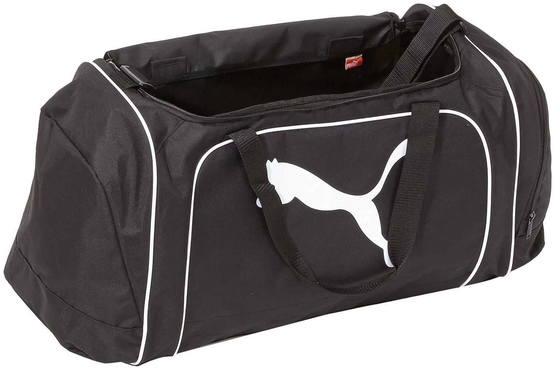 Puma team cat sports bag large black white shoes bags jpg 1500x999 Puma  computer bag 3dffb6af80