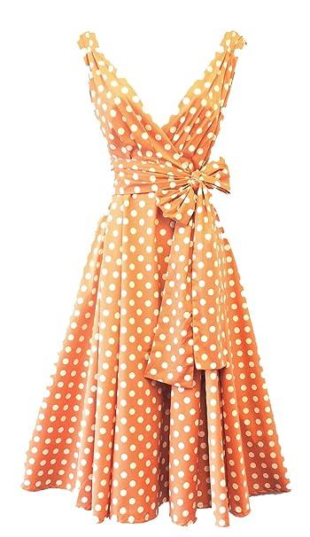 New Rosa Vintage 1950s con efecto piel de melocotón con diseño de estampado de diseño de