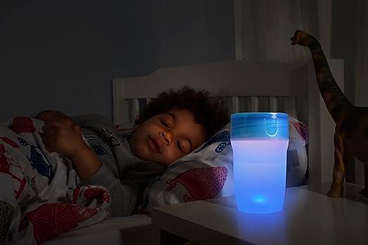Neon Green LiteCup Sippy Cup /& Nightlight 330ml