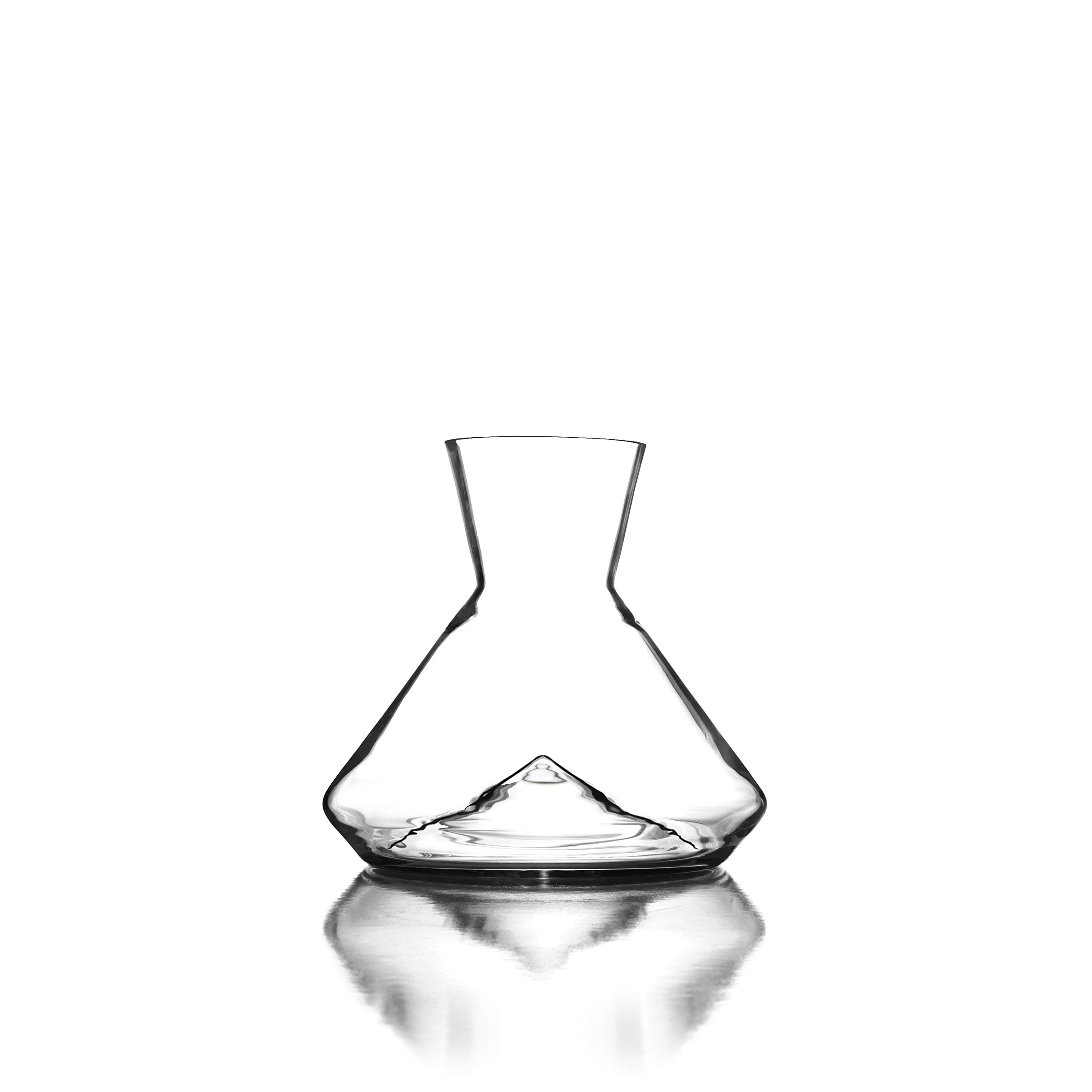 Sempli Monti-Mini Decanter, Clear Wine Decanter