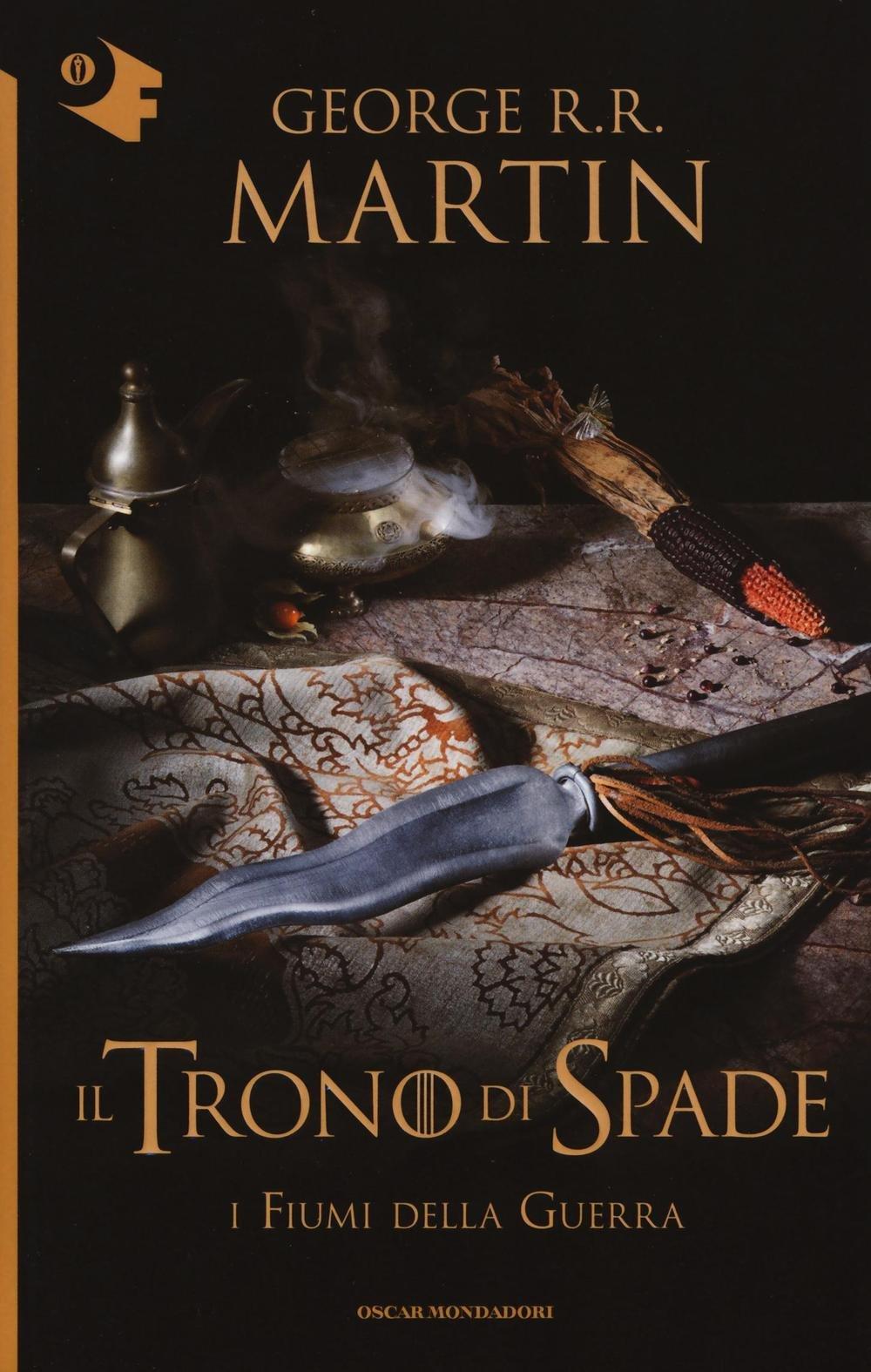 Il trono di spade: 6 (Inglese) Copertina flessibile – 22 mar 2016 George R. R. Martin S. Altieri Mondadori 8804662085
