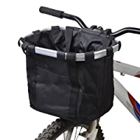 Deals on Lixada Bicycle Handlebar Front Basket