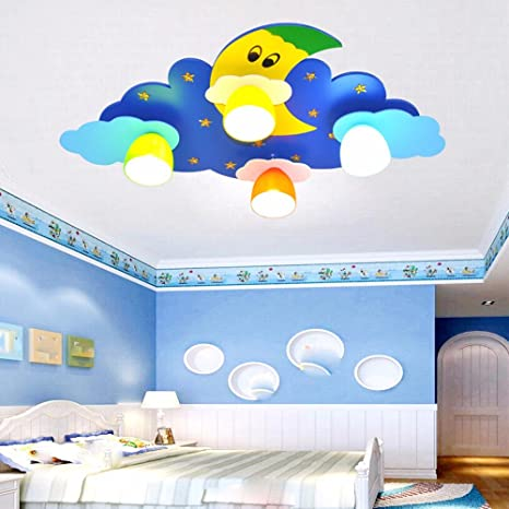 LighSCH Luces de techo Los niños habitación la decoración ...