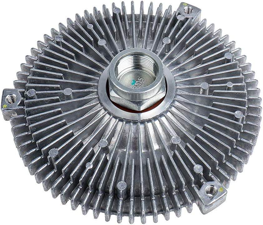 IRONTEK Engine Cooling Fan Clutch for BMW 530i 325i 525i 328I 325CI 328IS M3 M5 X5 Z3 Radiator Fan Clutch 11527505302 11521740963