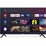 Caixun 43 Inch 4K Smart TV UHD Smart LED TV, 2160P Ultra HD with HDR and Voice Remote Control (2020 Model Smart TV)