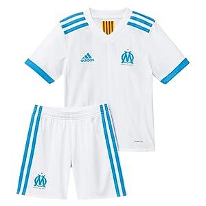 Adidas Mini Kit Olympique de Marseille domicile 2017 / 2018