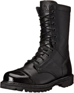 Amazon.com: Rothco 9'' Steel Toe Combat Boot: Sports & Outdoors
