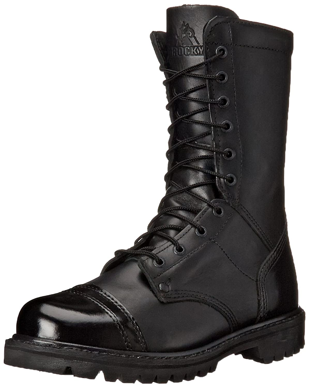 Amazon.com: Rocky Duty Men's Modern Paraboot: Shoes