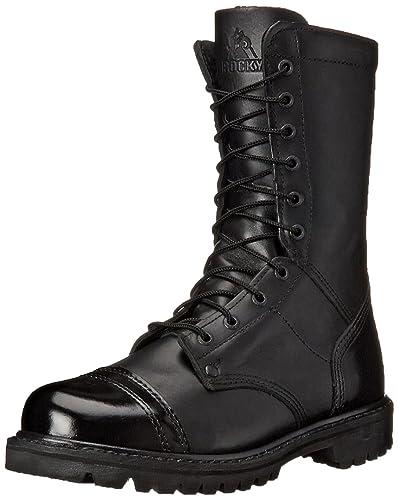 Amazon.com: Rocky Duty Men's Modern Paraboot: Shoes
