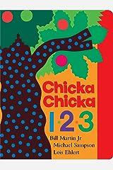 Chicka Chicka 1, 2, 3 (Chicka Chicka Book, A) Board book