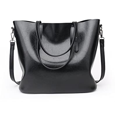 large black tote leather bag ladies leather handbags wholesale women  shoulder bag women leather handbags ladies 11a6feef3b573