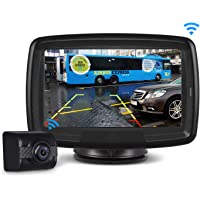 AUTO-VOX Digital Wireless Backup Camera and Monitor Kit with Super Night Vision