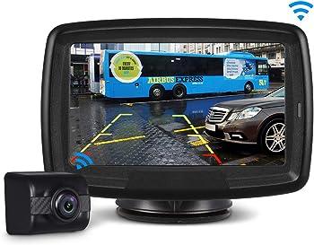 AUTO-VOX Digital Wireless Backup Camera and Monitor Kit
