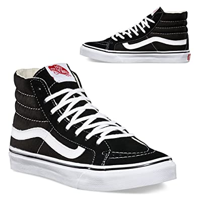 vans old skool hi black women