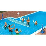 Swimline In Ground Pool Volleyball Game