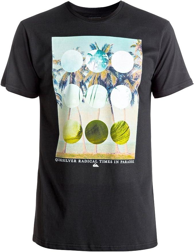 Quiksilver Lostparadise Camiseta, Hombre: Quiksilver: Amazon.es: Ropa y accesorios