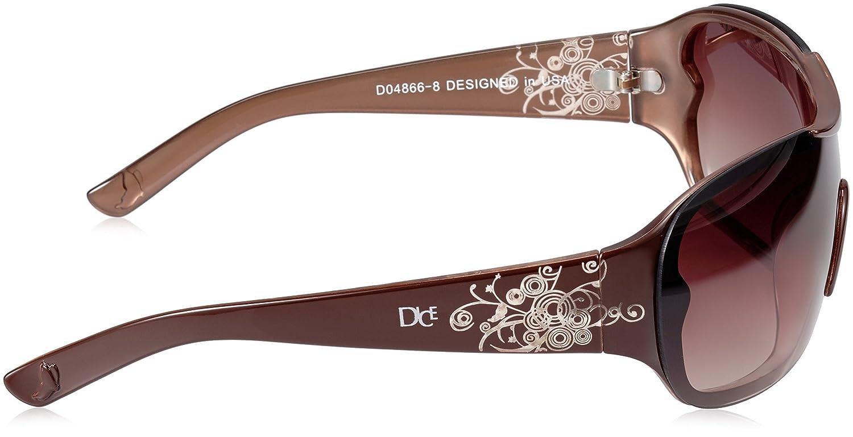 Dice Damen Sonnenbrille, brown crystal, D04866-8