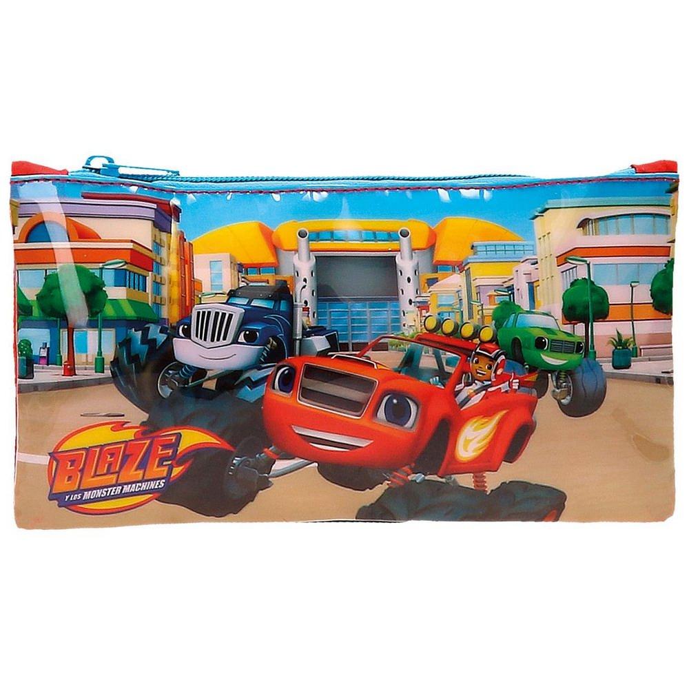 Blaze City Beauty Case da viaggio, 22 cm, 0.13 liters, Multicolore (Multicolor) 4014061