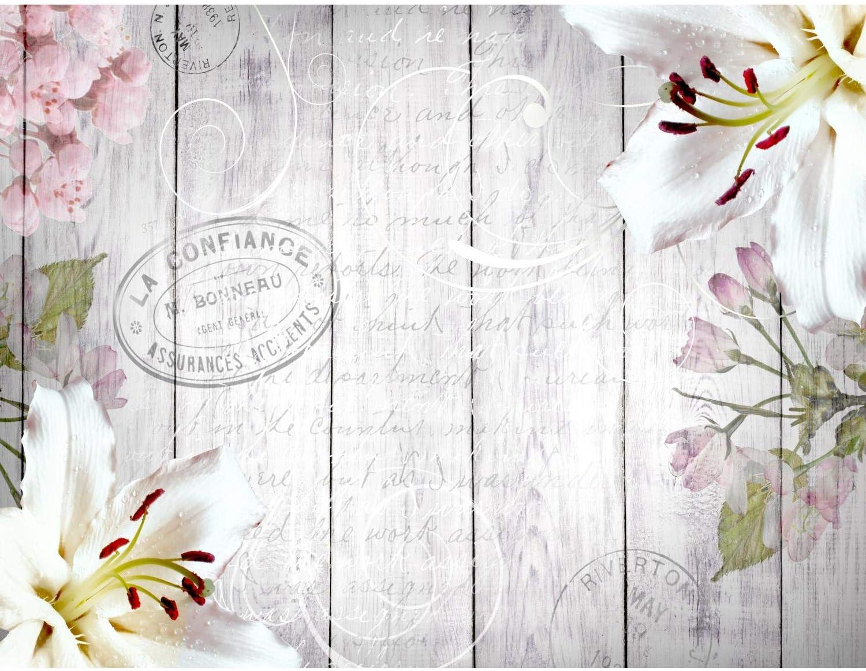 Salon Appartement Photo dart 9117011a Tapisserie Decoration Murale XXL Poster Papier peint intiss/é Fleurs 352 x 250 cm