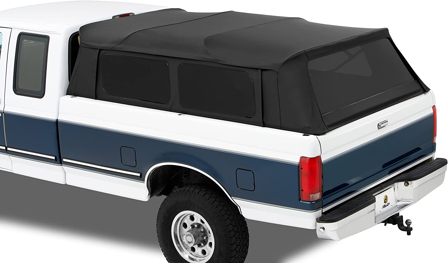 6.0 Bed Bestop/® 76302-35 Black Diamond Supertop/® for Truck Bed Cover for 1994-2012 Chevy//GMC S-Series//Colorado//Canyon; Ford Ranger; Mazda B-Series