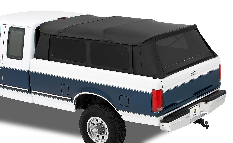 Amazon Bestop 76304 35 Black Diamond Supertop For Truck Bed Cover 2002 2010 Ram 1500 2500 Reg Quad Mega Cab 2011 2017 Except Rambox
