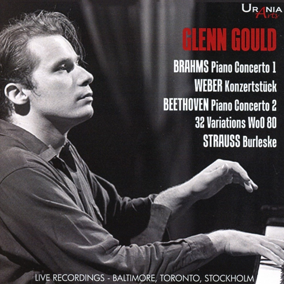 Beethoven - Gould - Adler - Piano Concerto (2 Pack, 2PC)