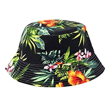 0f823f8ee75 Image Unavailable. Image not available for. Color  Sunfei Adjustable Cap  Flower Print Boonie Hats Nepalese ...