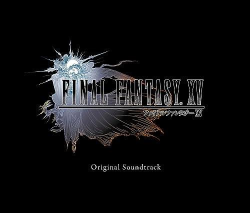 FINAL FANTASY XV Original Soundtrack【CD通常盤】