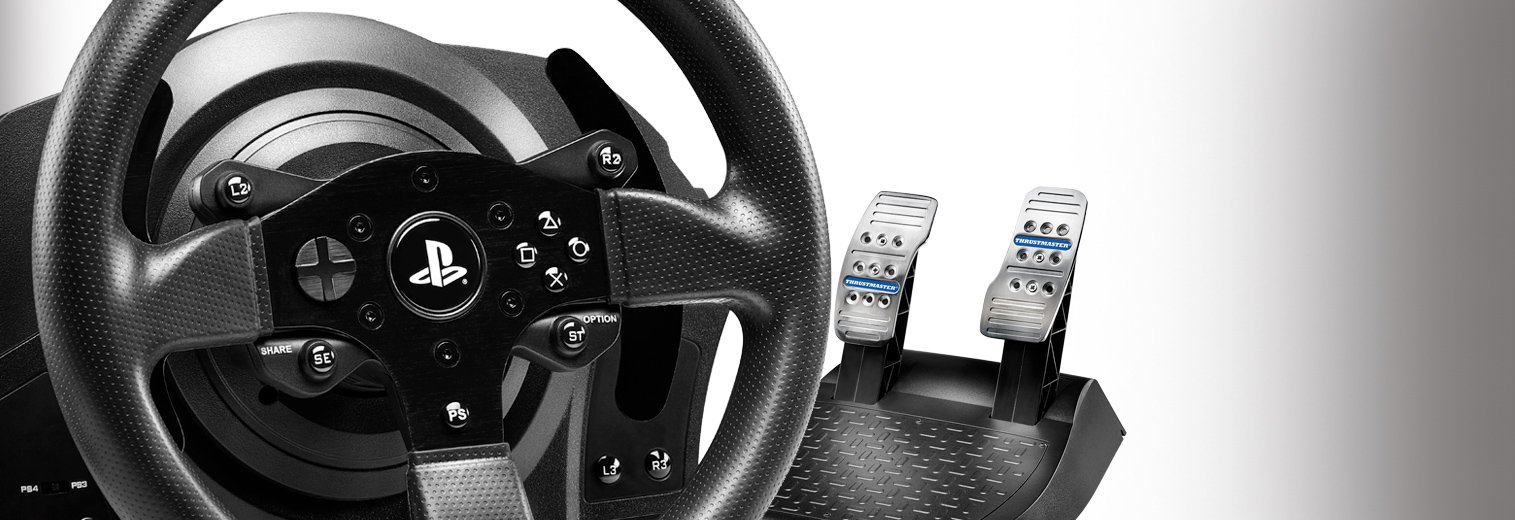 Thrustmaster   T300RS Officially Licensed PS4/PS3 Force Feedback Racing Wheel by ThrustMaster (Image #2)