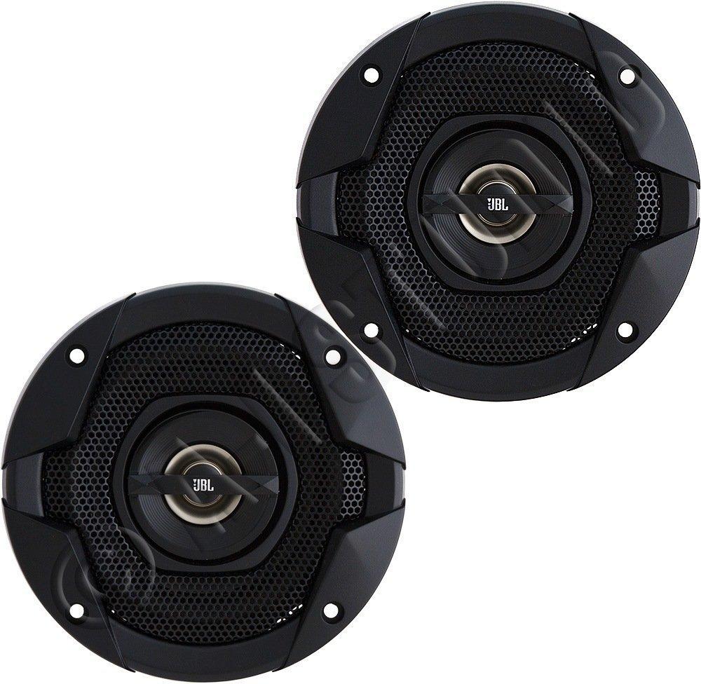 """JBL GT7-4 4"""" 2-Way GT7-Series Coaxial Car Audio Speakers-Set of 2"""