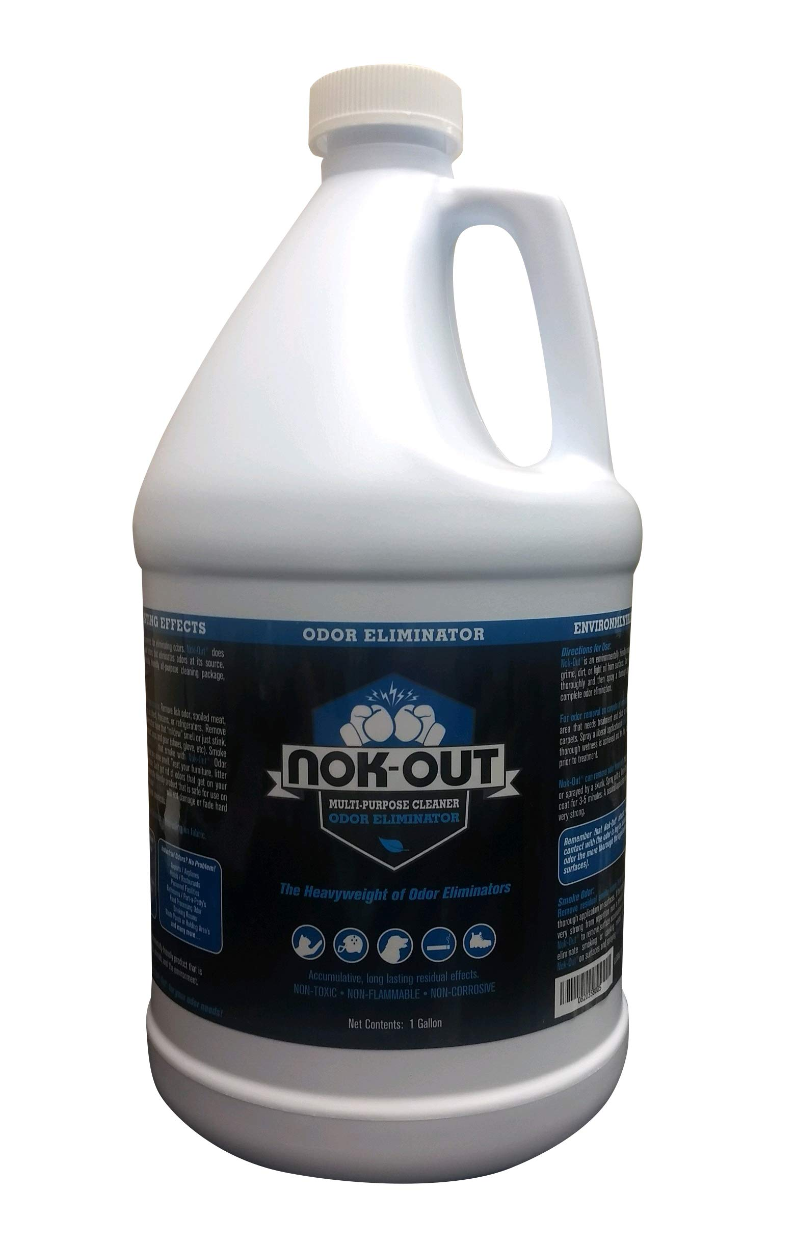 Nok-Out Odor Eliminator, gallon jug by Nok-Out