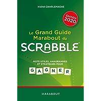 Le grand guide Marabout du scrabble - Edition 2020