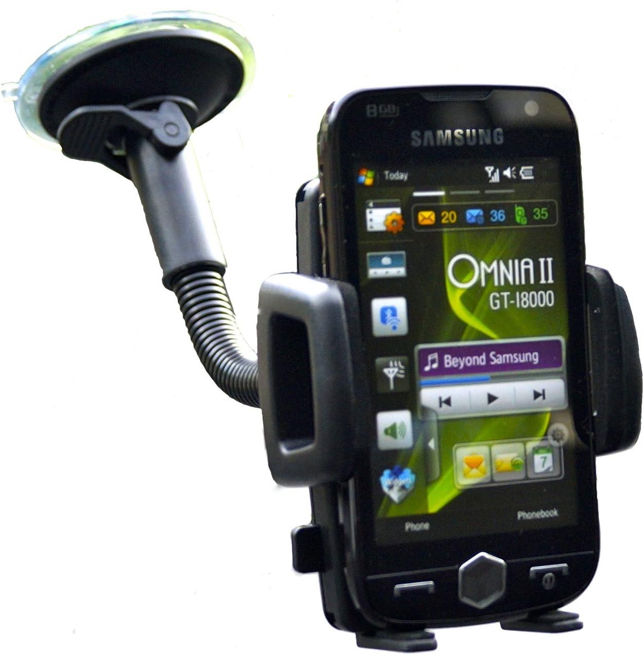 Universal Smartphone Phablet Halter Auto Halterung zum anschrauben RICHTER 25 cm