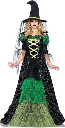 Leg Avenue Women's 2 Piece Storybook Witch Costume