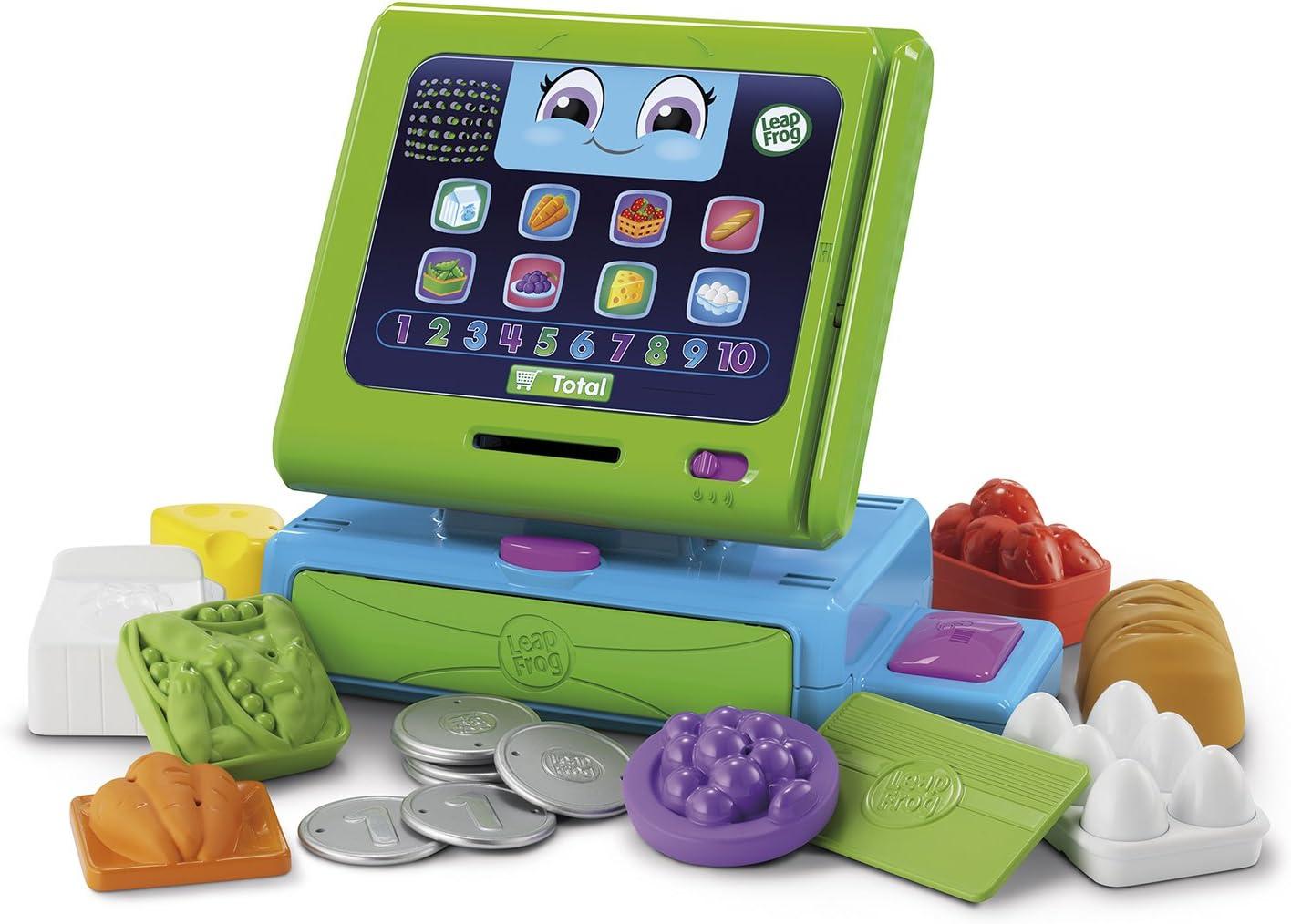 Leap Frog- Disney Caja registradora, Miscelanea (Cefa Toys 00677)