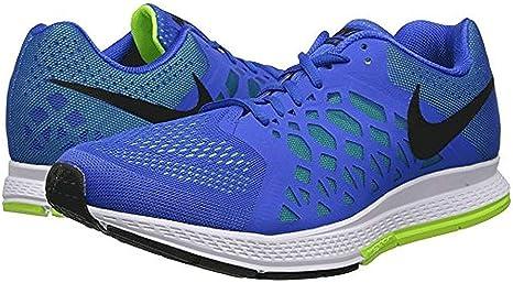 Nike Zoom Pegasus 31 - Zapatillas de Running para Hombre (Ancho 10,5 4E): Amazon.es: Deportes y aire libre