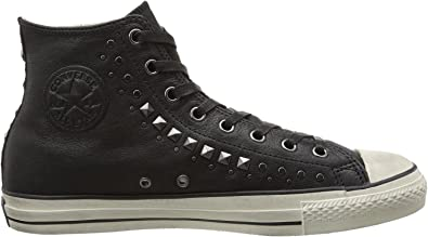 CT HI Studded Leather Sneaker