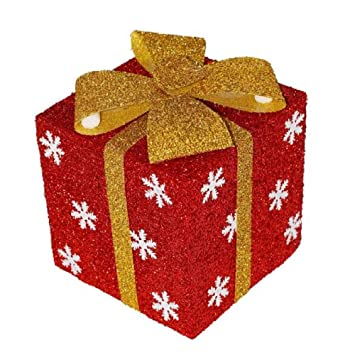 Gift box with bow Blue Image Unavailable Amazoncom Amazoncom Christmas Gift Boxes Favor Boxes Mini Gift Boxes With