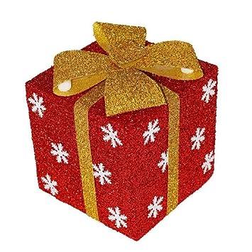 Image Unavailable  sc 1 st  Amazon.com & Amazon.com: Christmas Gift Boxes Favor Boxes Mini Gift Boxes with ...