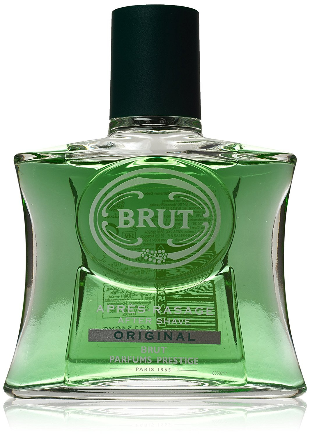 Brut Aftershave Lotion 100 ml. Remember the ad for Brut 33 deodorant which featured footballer Kevin Keegan? Brut has had a revival in recent years
