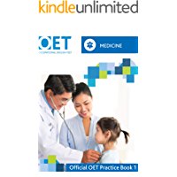 OET Medicine: Official OET Practice Book 1 (English Edition)