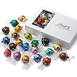 リンツ (Lindt) チョコレート リンドール テイスティングセット [ ピック&ミックス ] 20種 23個入り 個包装ショッピングバッグS付
