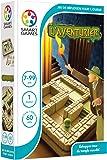 Smartgames - SG 437 FR - L'Aventurier - Jeu de Réflexion de Logique et d'Anticipation
