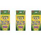 Bulk Buy: Crayola Write Start Colored Pencils 8/Pkg 68-4108 (3-Pack)
