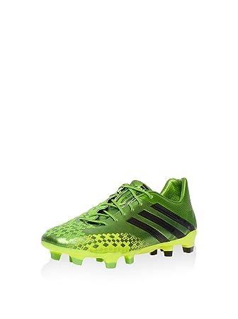 adidas Predator Lz Trx Fg, Herren Sneaker grün GrünGelb 46